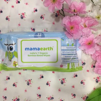 Mamaearth bamboo wipes review !